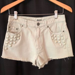 Urban Outfitters High Wasted Vintage Style Shorts